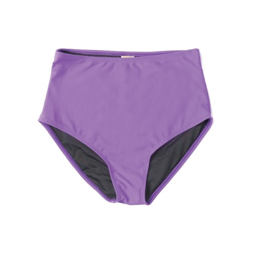 VIOLET HIGH WAISTED BOTTOM