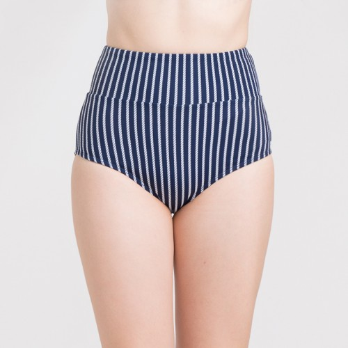 SEA ROPE FULL COVERAGE HIGH WAISTED BOTTOM