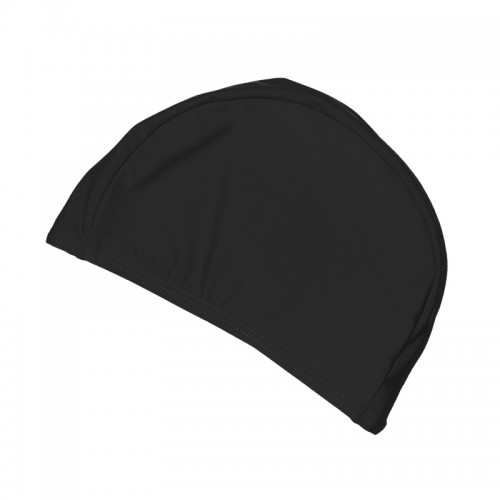 BLACK SWIM CAP