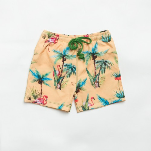 GALAPAGOS BOY'S SWIM TRUNKS