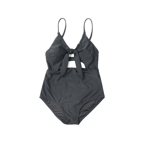 BLACK EVA ONE-PIECE